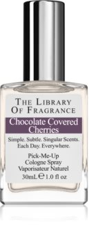 The Library of Fragrance Chocolate Covered Cherries Eau de Cologne for Women