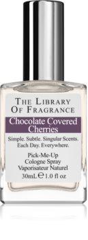 The Library of Fragrance Chocolate Covered Cherries kolínska voda pre ženy