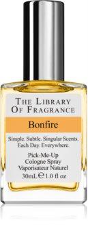 The Library of Fragrance Bonfire Eau de Cologne for Men