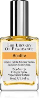 The Library of Fragrance Bonfire eau de cologne pentru bărbați