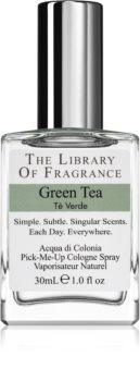 The Library of Fragrance Green Tea Eau de Cologne Unisex