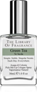 The Library of Fragrance Green Tea kolínská voda unisex