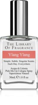The Library of Fragrance Ylang Ylang kolínská voda pro ženy