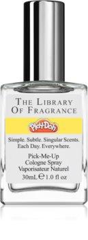 The Library of Fragrance Play-Doh eau de cologne mixte