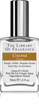 The Library of Fragrance Coconut eau de cologne pour femme