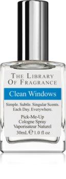 The Library of Fragrance Clean Windows Kölnin Vesi Unisex