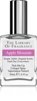 The Library of Fragrance Apple Blossom Eau de Cologne for Women