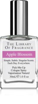 The Library of Fragrance Apple Blossom Eau de Cologne für Damen