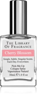 The Library of Fragrance Cherry Blossom Eau de Cologne for Women