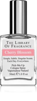 The Library of Fragrance Cherry Blossom eau de cologne pour femme