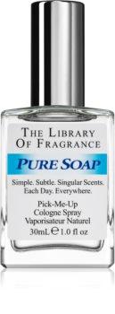 The Library of Fragrance Pure Soap eau de cologne unisex