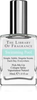 The Library of Fragrance Swimming Pool kolínská voda unisex
