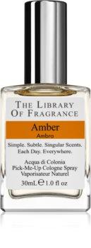 The Library of Fragrance Amber Eau de Cologne Unisex