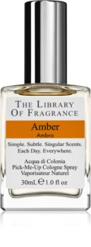 The Library of Fragrance Amber kolínska voda unisex