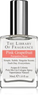 The Library of Fragrance Pink Grapefruit acqua di Colonia unisex