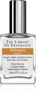 The Library of Fragrance Mahogany kolínska voda pre mužov