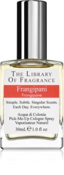 The Library of Fragrance Frangipani Eau de Cologne für Damen