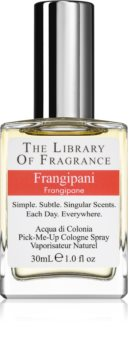 The Library of Fragrance Frangipani eau de cologne pentru femei