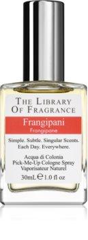 The Library of Fragrance Frangipani eau de cologne pour femme