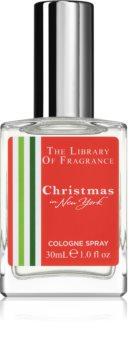 The Library of Fragrance Christmas in New York одеколон унисекс