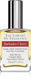 The Library of Fragrance Barbados Cherry Eau de Cologne for Women