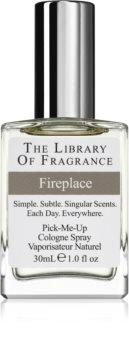The Library of Fragrance Fireplace kolínská voda pro muže