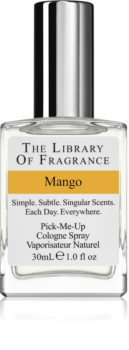 The Library of Fragrance Mango Eau de Cologne for Women
