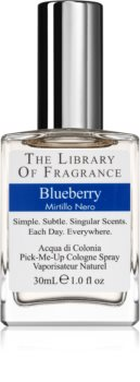 The Library of Fragrance Blueberry Eau de Cologne for Women