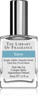 The Library of Fragrance Snow eau de cologne mixte