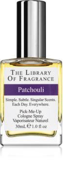 The Library of Fragrance Patchouli eau de cologne mixte