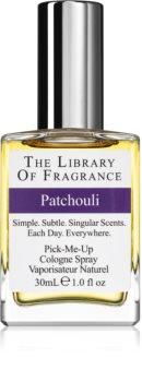 The Library of Fragrance Patchouli Kölnin Vesi Unisex