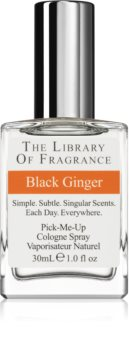 The Library of Fragrance Black Ginger eau de cologne unisex
