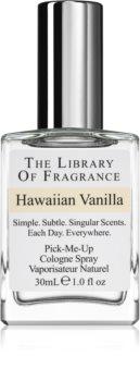 The Library of Fragrance Hawaiian Vanilla acqua di Colonia unisex