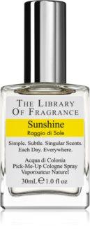 The Library of Fragrance Sunshine eau de cologne pour femme