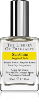 The Library of Fragrance Sunshine eau de cologne voor Vrouwen