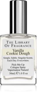 The Library of Fragrance Vanilla Cookie Dough eau de cologne mixte