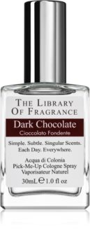 The Library of Fragrance Dark Chocolate eau de cologne unisex