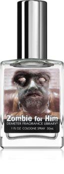 The Library of Fragrance Zombie for Him Eau de Cologne uraknak