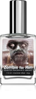 The Library of Fragrance Zombie for Him Kölnin Vesi Miehille