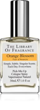 The Library of Fragrance Orange Blossom Eau de Cologne for Women