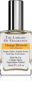The Library of Fragrance Orange Blossom kolínská voda pro ženy