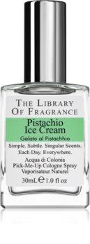 The Library of Fragrance Pistachio Ice Cream acqua di Colonia unisex