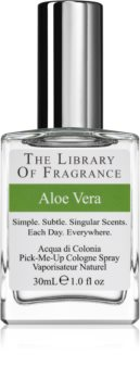 The Library of Fragrance Aloe Vera eau de cologne unisex