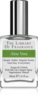 The Library of Fragrance Aloe Vera kolínská voda unisex