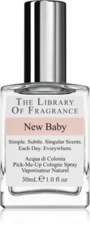 The Library of Fragrance New Baby kolínska voda unisex