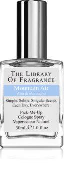 The Library of Fragrance Mountain Air eau de cologne mixte