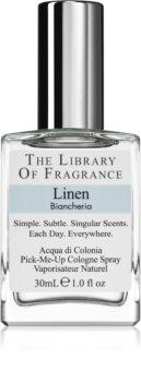 The Library of Fragrance Linen woda kolońska unisex