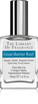 The Library of Fragrance Great Barrier Reef Eau de Toilette mixte
