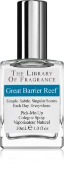 The Library of Fragrance Great Barrier Reef Eau de Toilette unisex