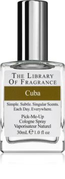 The Library of Fragrance Destination Collection Cuba kolínská voda unisex